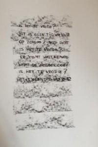 Schrijfcafe